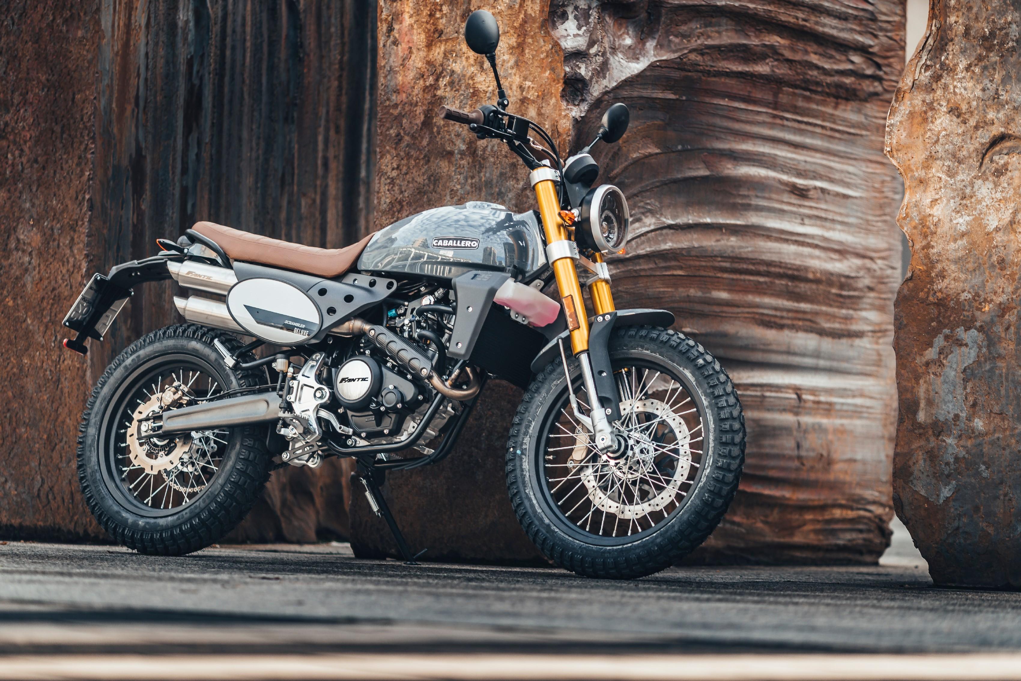 FANTIC CABALLERO Deluxe 125cc