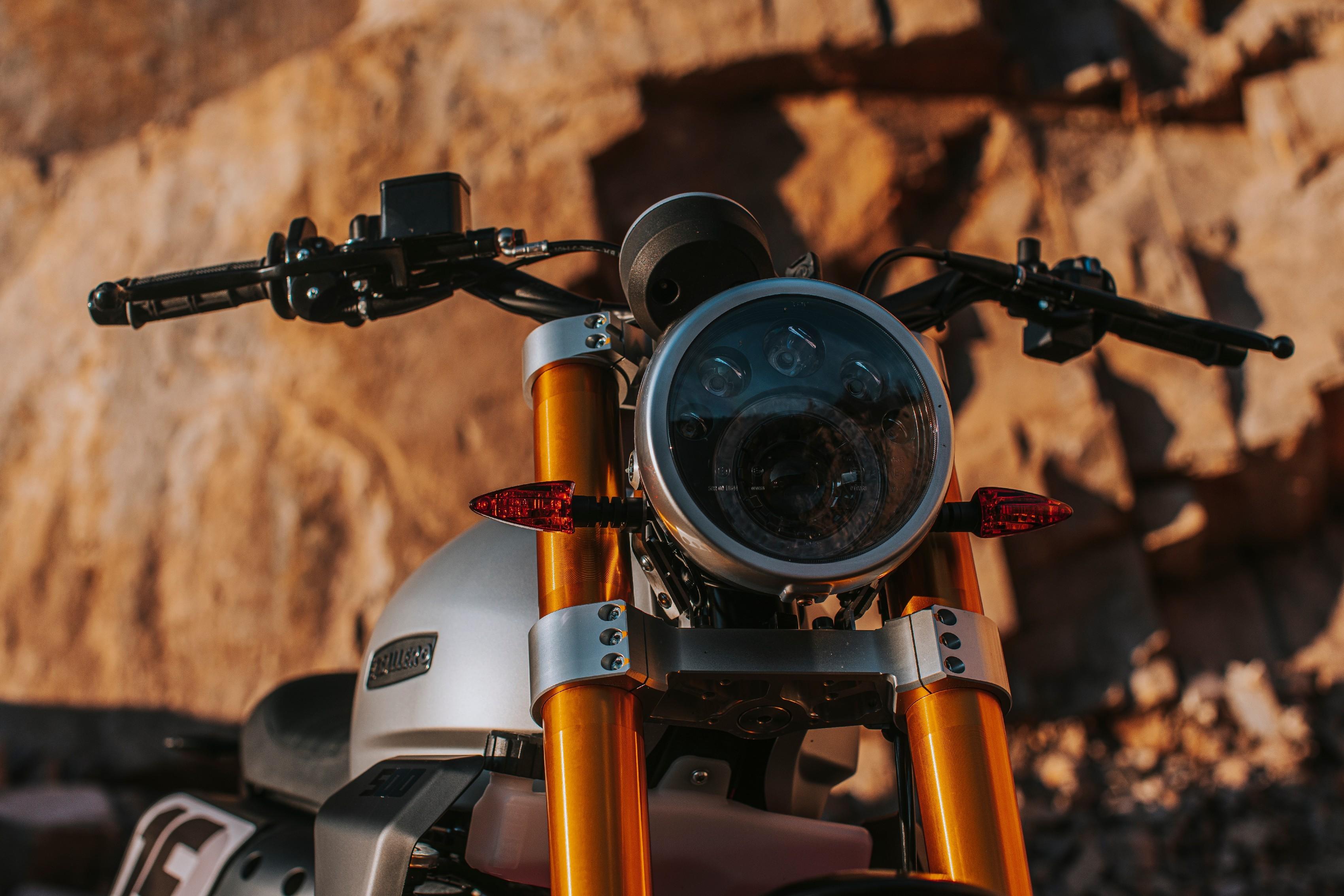 FANTIC CABALLERO FLAT TRACK 500cc