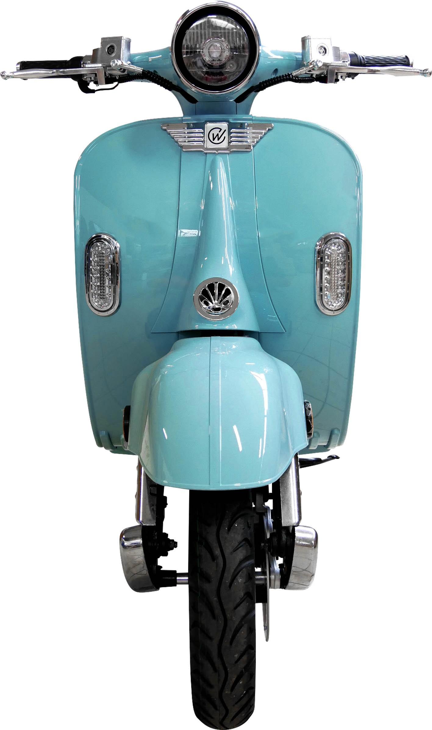 Scooter électrique E-retro