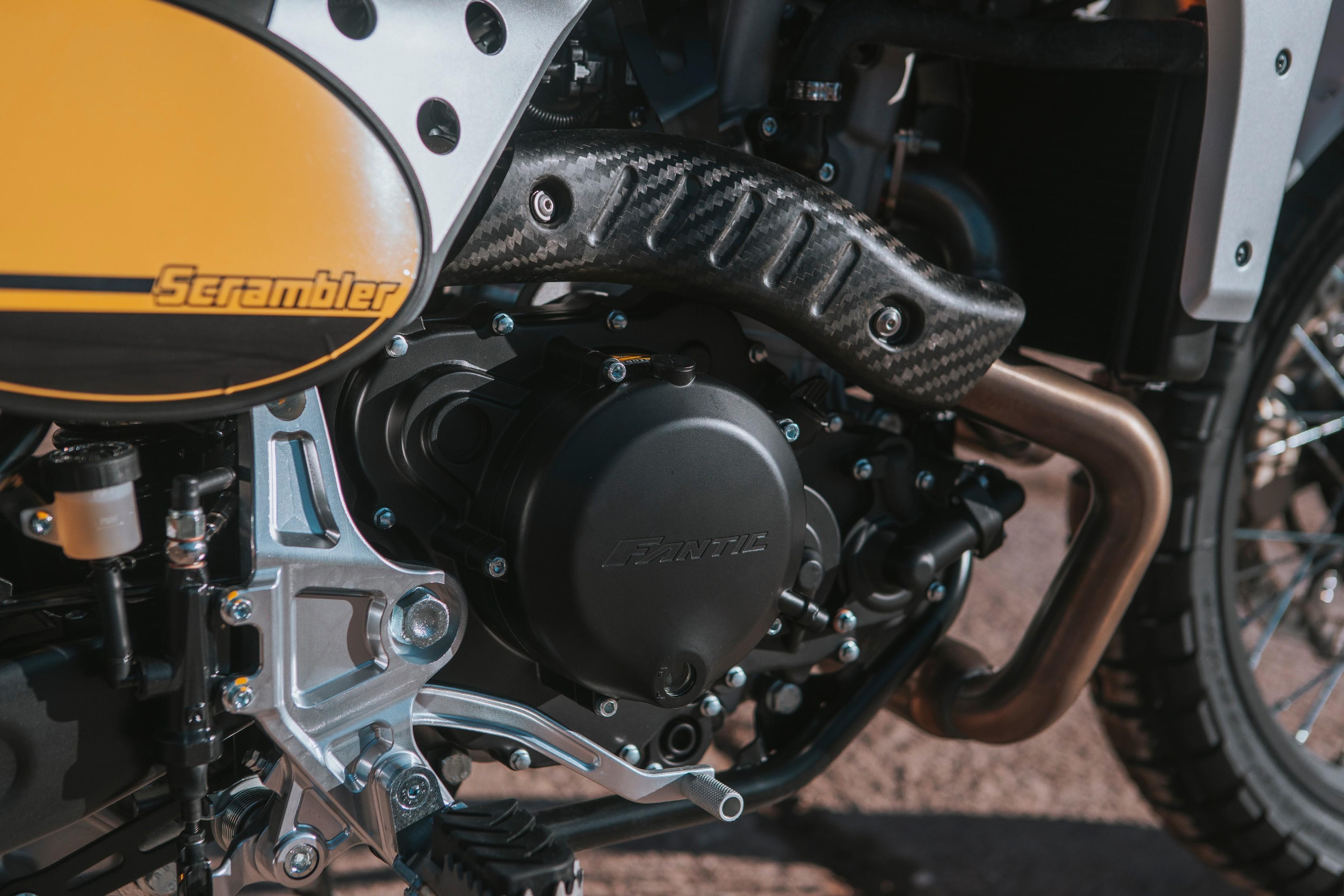 FANTIC CABALLERO Scrambler 500