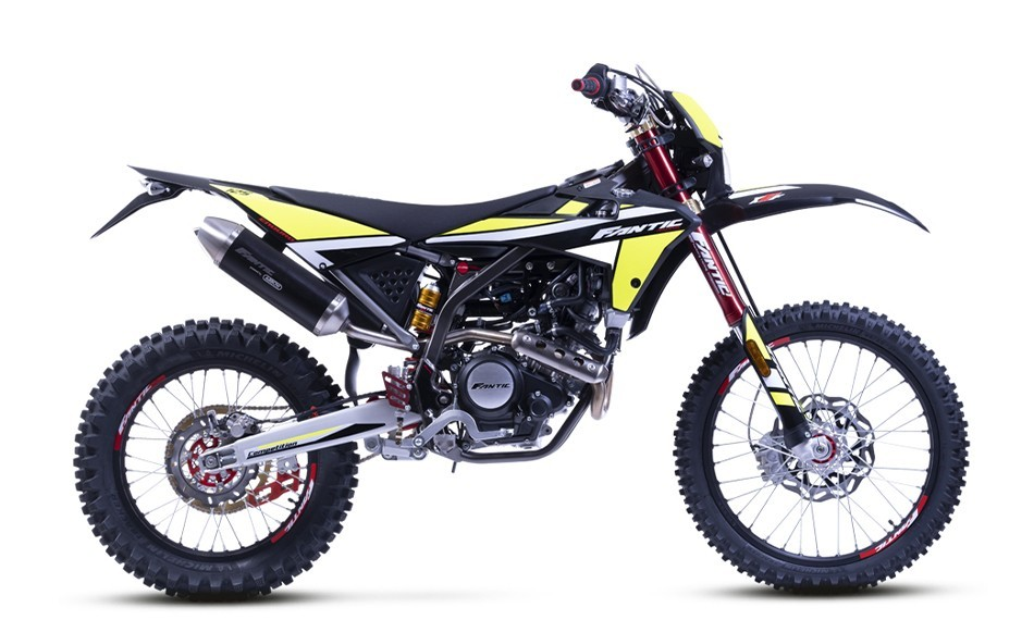 FANTIC 125 XEF Competition 4T